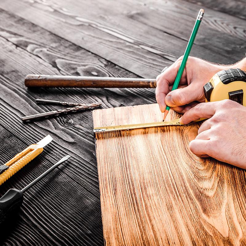 Holz Ladenbau