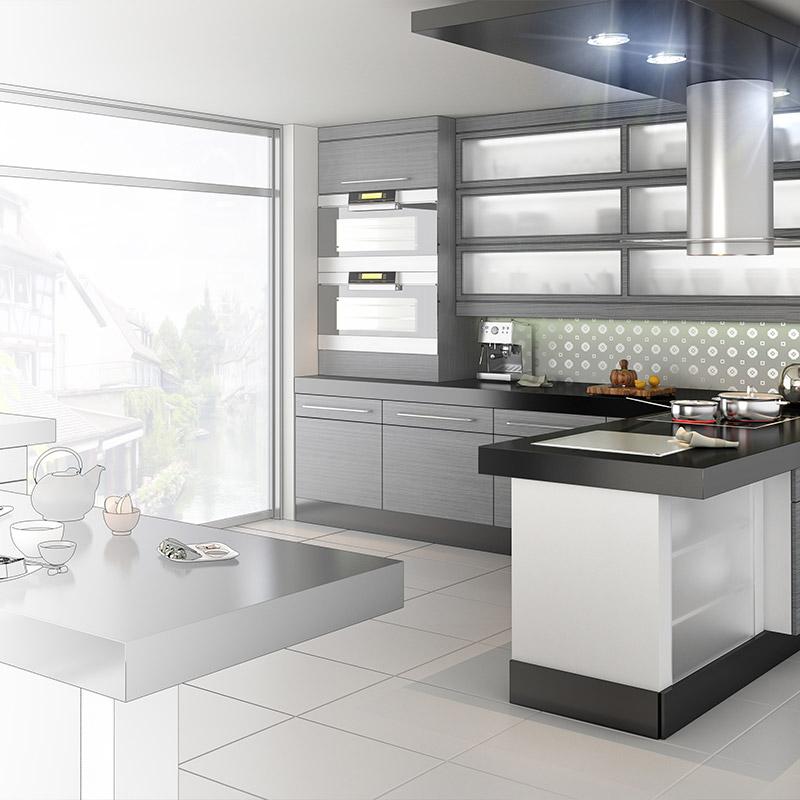 Küchen Planung 02